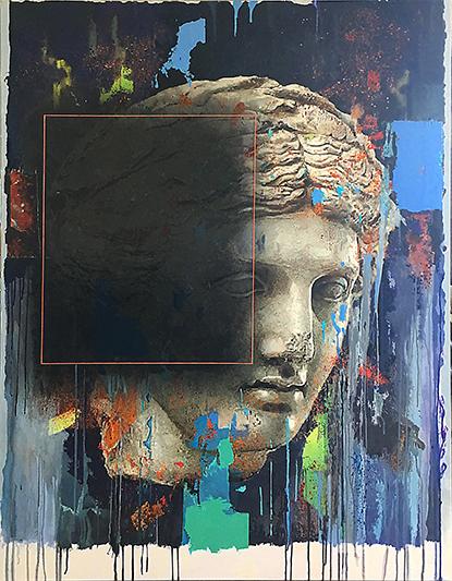 Apollo - VIZZINI ANDREA - Galeries Bartoux