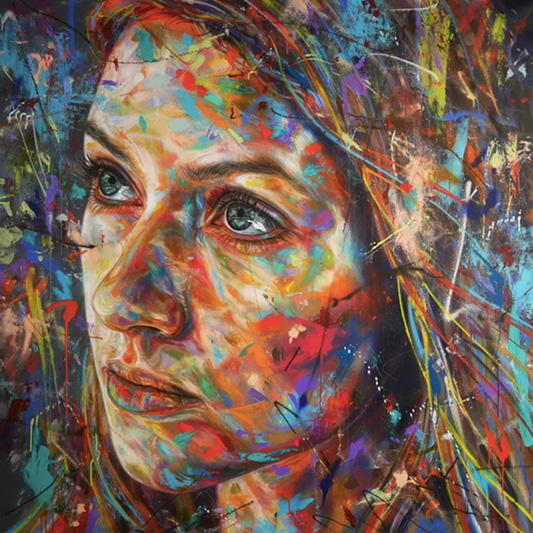 Emily Pose 3 - WALKER DAVID - Galeries Bartoux
