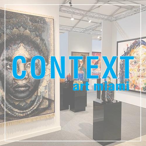 Context Art Miami - Galeries Bartoux