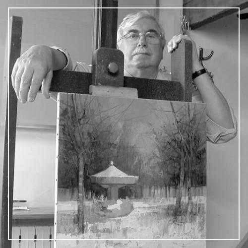 Tribute to Michel SEMENTZEFF - Galeries Bartoux
