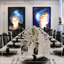 Art Dinner – American Express Centurion x Kaviari - Galeries Bartoux