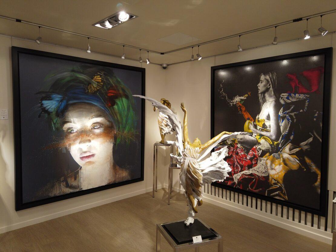 mege _ galeries bartoux 3 - MEGÈVE - Galeries Bartoux