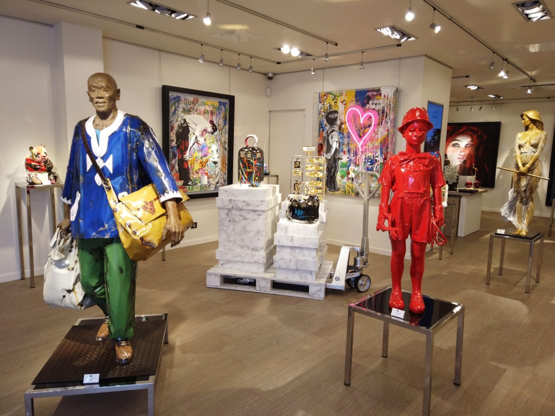 megeve _ galeries bartoux - MEGÈVE - Galeries Bartoux