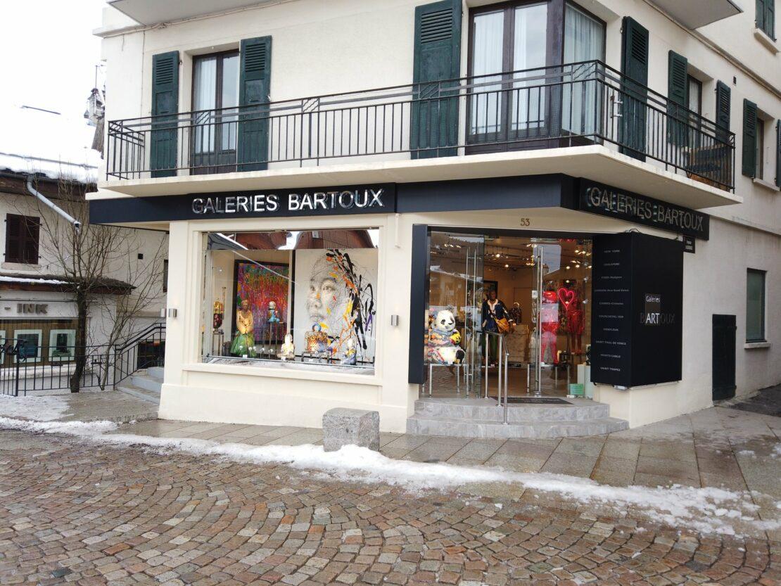 megeve _ galeries bartoux 4 - MEGÈVE - Galeries Bartoux