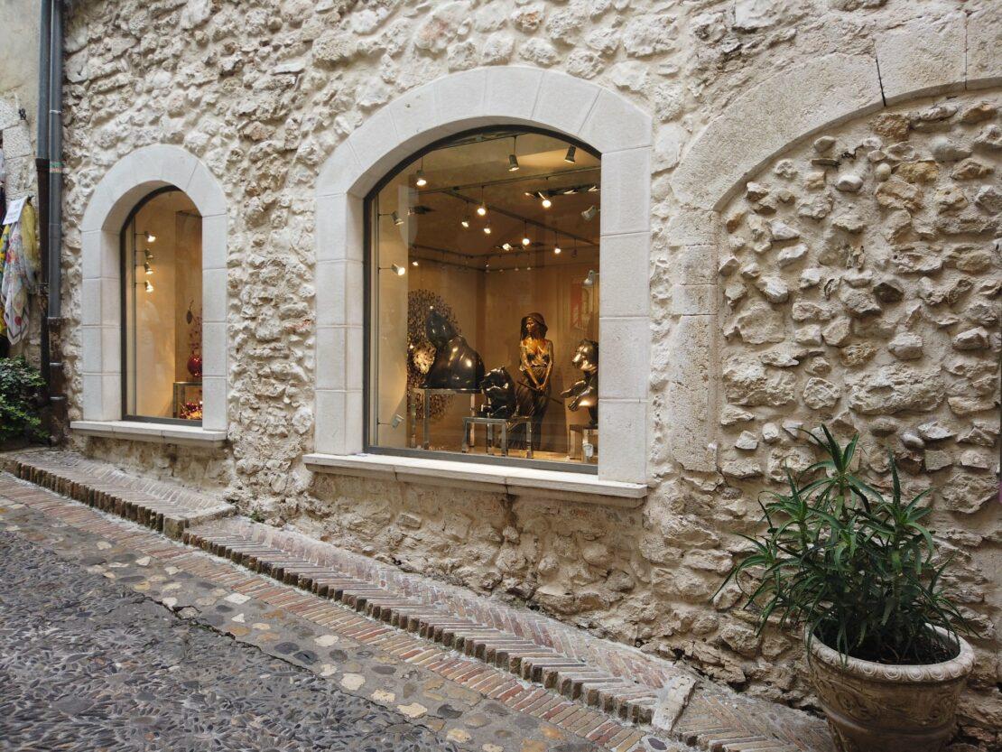vieux saint paul 1 - VIEUX SAINT-PAUL - Galeries Bartoux