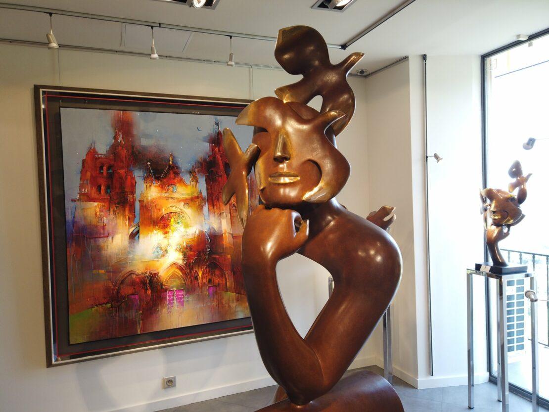 vieux saint paul 2 - VIEUX SAINT-PAUL - Galeries Bartoux