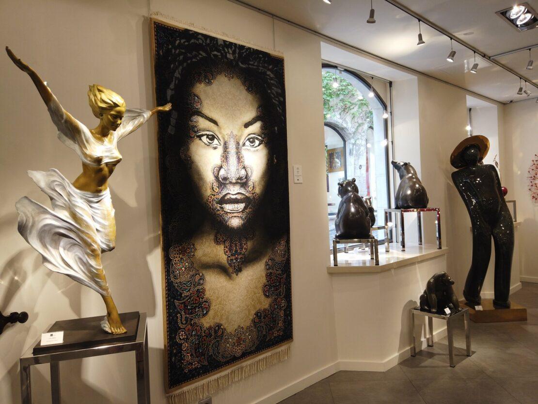 vieux saint paul 3 - VIEUX SAINT-PAUL - Galeries Bartoux