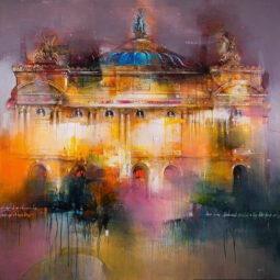 Soulportrait #23 Palais Garnier - CASCINI NADIA - Galeries Bartoux
