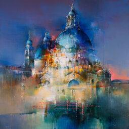 Soulportrait #29 Basilica Santa Maria Della Salute - CASCINI NADIA - Galeries Bartoux