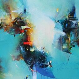 La chiave segreta della notte - DI FAZIO PASQUALE - Galeries Bartoux