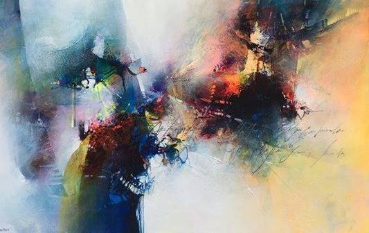 Universo in movimento - DI FAZIO PASQUALE - Galeries Bartoux