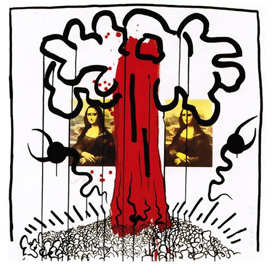 Apocalypse 2 - HARING KEITH - Galeries Bartoux