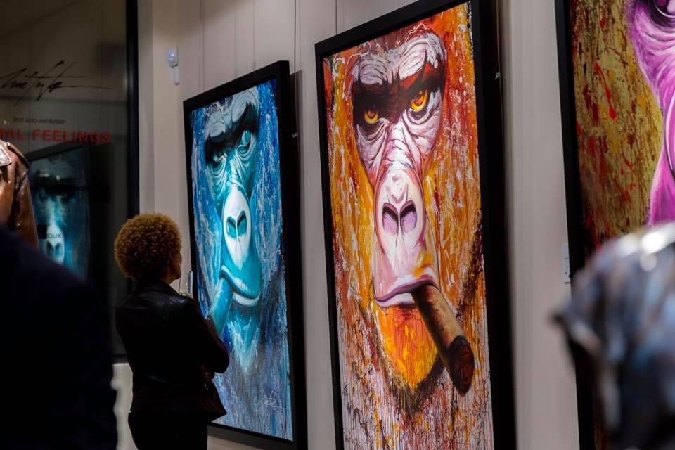 Noe-two_animal-feelings_8 - Noe-two_animal-feelings_8 - Galeries Bartoux