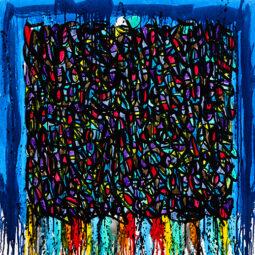 Up Late Again - JONONE - Galeries Bartoux