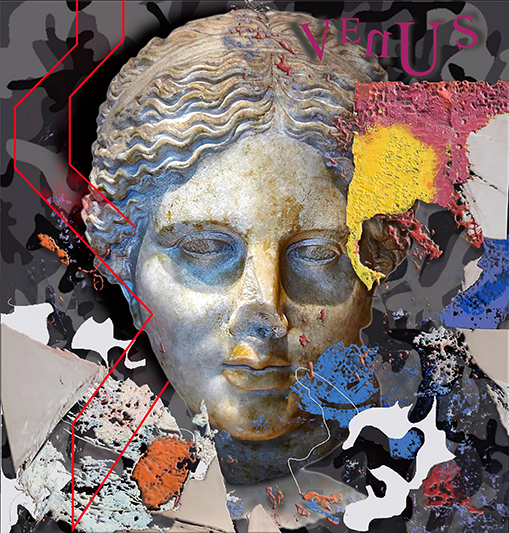 VIZZINI-107-X-90-VENUS-galeriesbartoux - Nouvelle collaboration – Andrea Vizzini - Galeries Bartoux
