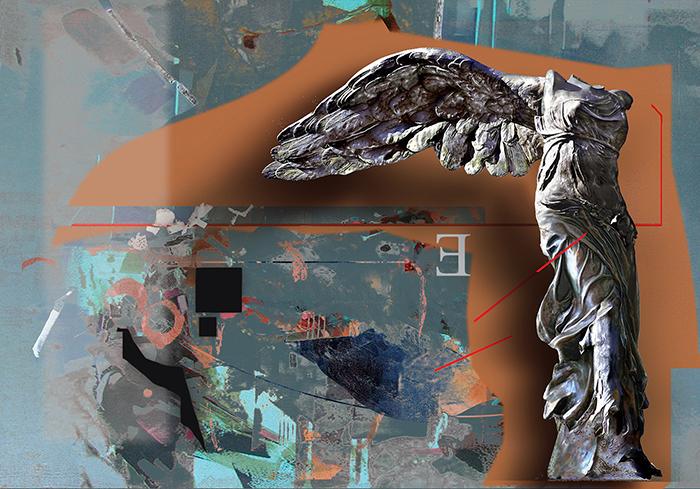 VIZZINI-135-X-190-NIKE-cegid-48882 - Nouvelle collaboration – Andrea Vizzini - Galeries Bartoux