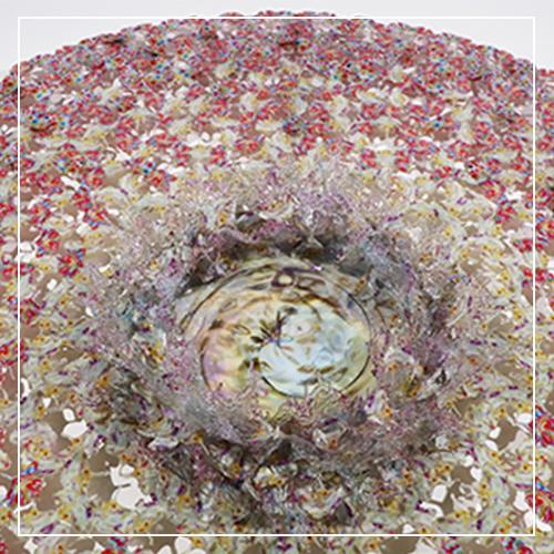 ANNALU - New technique - Galeries Bartoux
