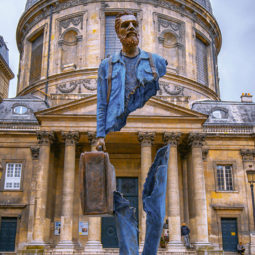 Outdoor exhibition – Bruno Catalano – Place Maurice-Barrès - Galeries Bartoux