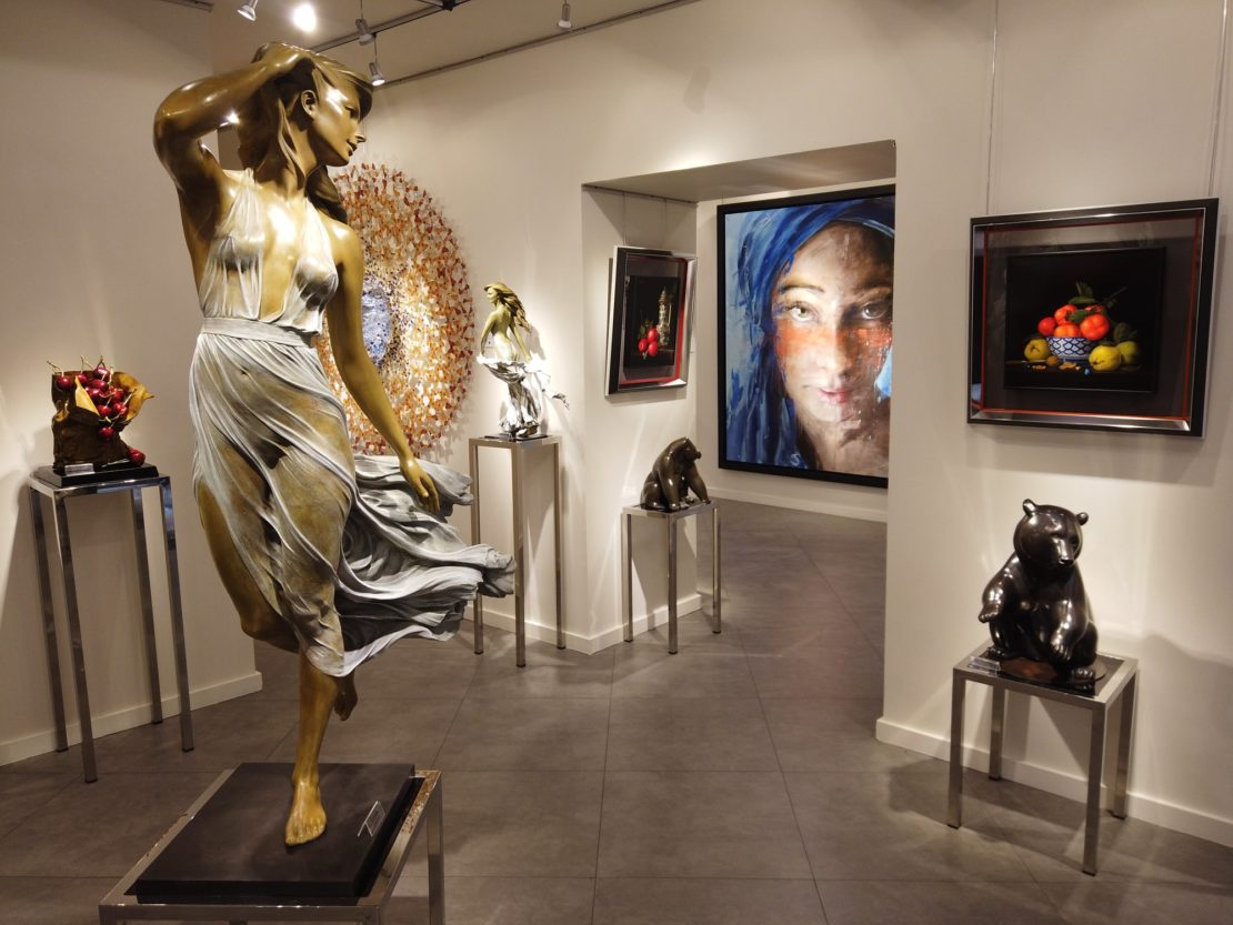 galerie st paul 2 - galerie st paul 2 - Galeries Bartoux