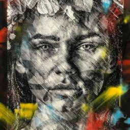 Transcendent - SNIK - Galeries Bartoux