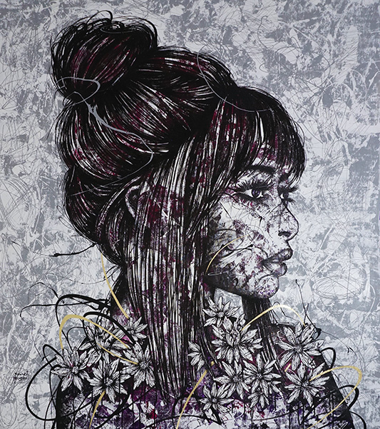 Shalyn - MOUGEY SAMUEL - Galeries Bartoux