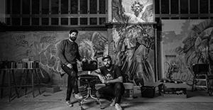 Pichiavo-about - PICHI&AVO - Galeries Bartoux