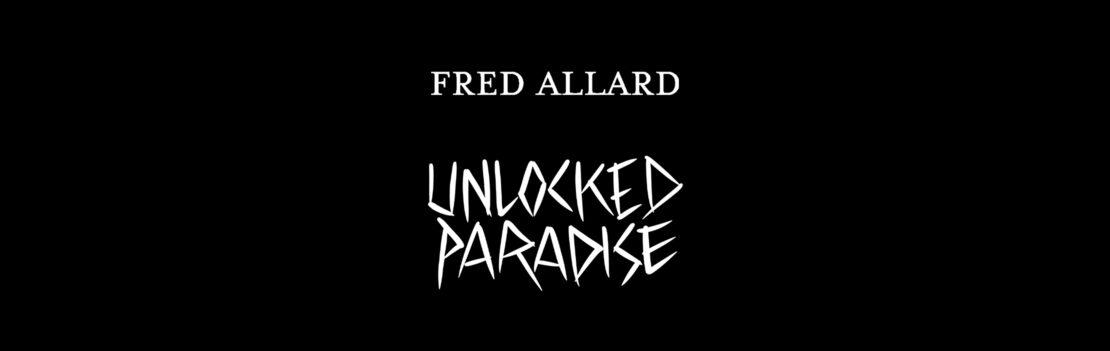 black-fred-allard-unlocked-paradise - Exposition virtuelle – FRED ALLARD – UNLOCKED PARADISE - Galeries Bartoux