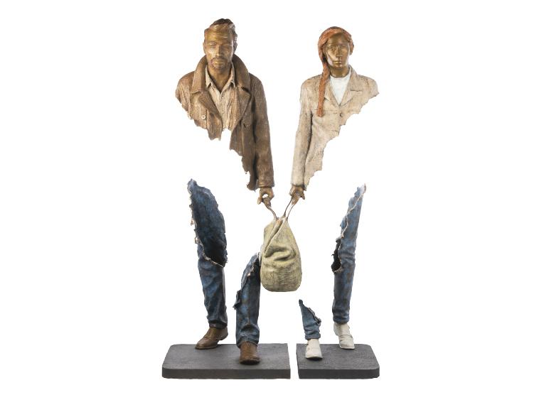 LE MEME VOYAGE - CATALANO BRUNO - Galeries Bartoux
