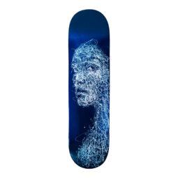 Série Confinement - Skateboard - NGUYEN HOM - Galeries Bartoux