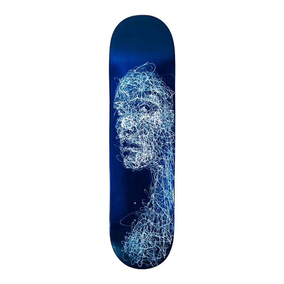 Série Confinement - Skate - NGUYEN HOM - Galeries Bartoux
