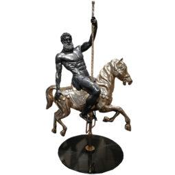 Mobby Horse Black - YUSUFI EMRE - Galeries Bartoux