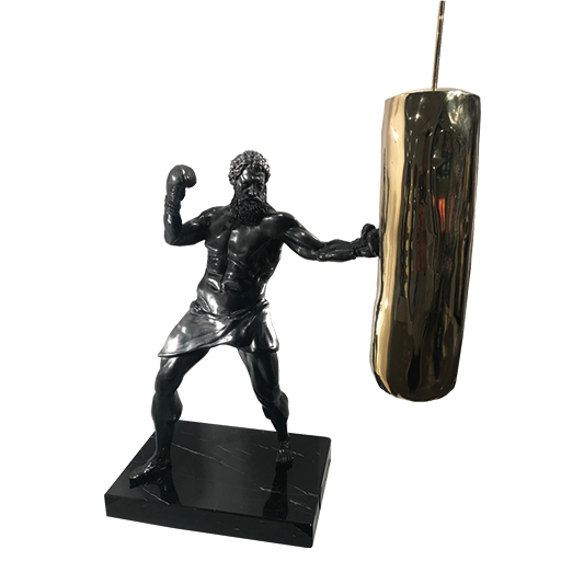 Punch the bag - YUSUFI EMRE - Galeries Bartoux