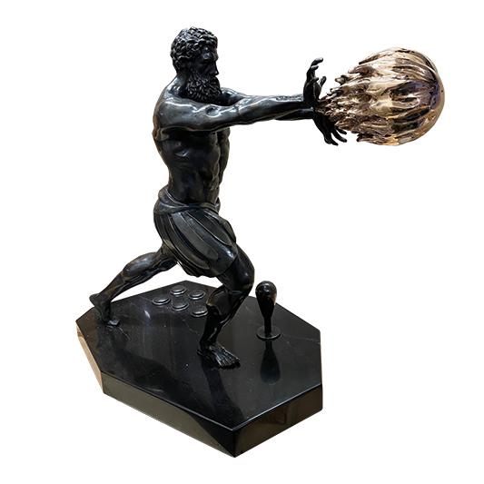 Street Fighter Hadouken - YUSUFI EMRE - Galeries Bartoux