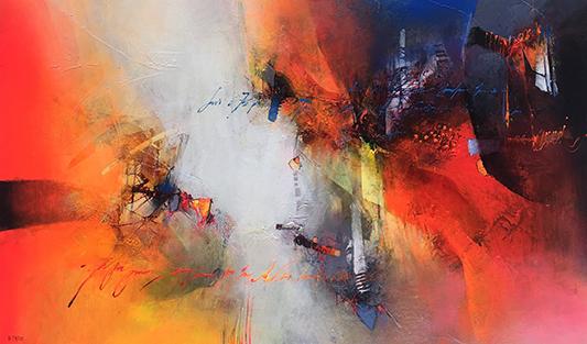 Caleidoscopio di colori - DI FAZIO PASQUALE - Galeries Bartoux