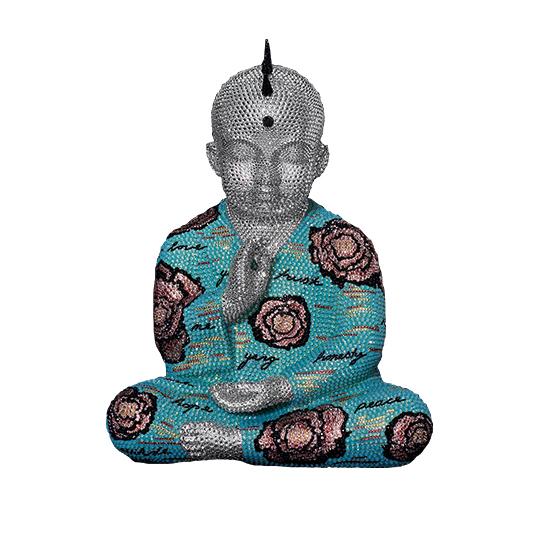 Punkbuddha New Day - ATASH METIS - Galeries Bartoux