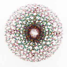 Dreamcatcher flower - ANNALU - Galeries Bartoux