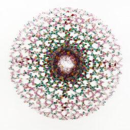 Dreamcatcher flower - ANNALU - Galeries Bartoux