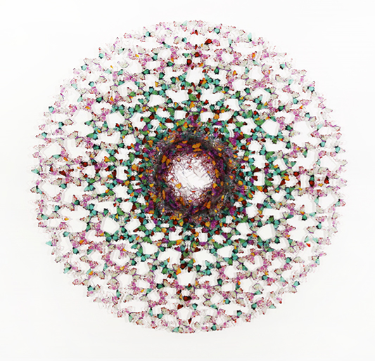 Dreamcatcher flower - DAVID DAVID - Galeries Bartoux