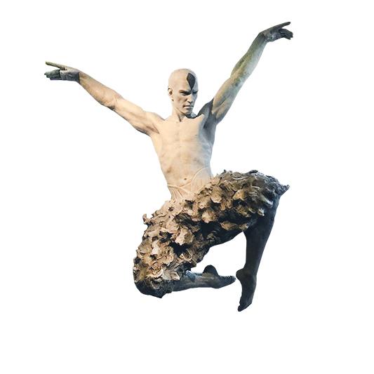 The swan dance - CODERCH & MALAVIA - Galeries Bartoux