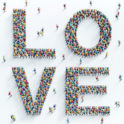 Love - WATEROUS JANE - Galeries Bartoux