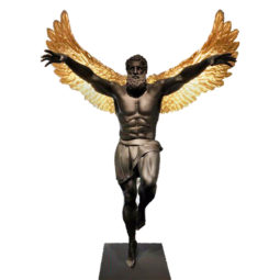 Angel blackgold - YUSUFI EMRE - Galeries Bartoux