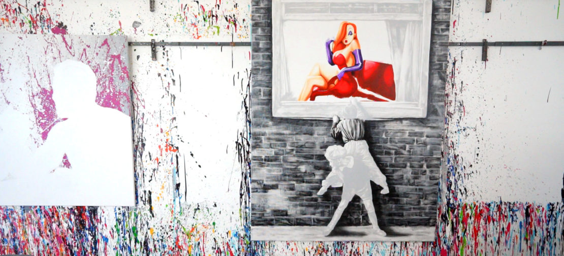 banniere-durix - Solo Show Virtuel – Julien Durix - Galeries Bartoux