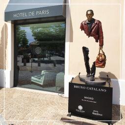 BRUNO CATALANO – Hôtel de Paris - Galeries Bartoux