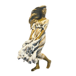 Inattendu - LUO LI RONG - Galeries Bartoux