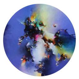 Polvere di magia cristallizza laria - DI FAZIO PASQUALE - Galeries Bartoux
