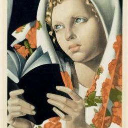 La Polonaise 74/100 - DE LEMPICKA TAMARA - Galeries Bartoux