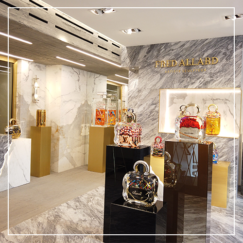 REOPENING - Galerie Fred Allard - Lutetia - Galeries Bartoux