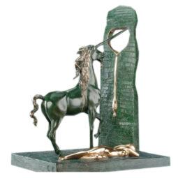 Unicorn - DALI SALVADOR - Galeries Bartoux