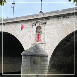 JAMES COLOMINA – Pont-Marie à Paris - Galeries Bartoux