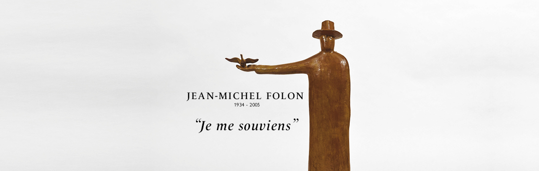 Exposition – Jean-Michel Folon - Galeries Bartoux